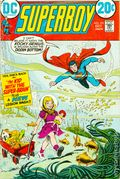 Superboy (1949-1979 1st Series DC) Mark Jewelers 191MJ