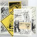 Myth Adventures Fan Club Kit (1987 WaRP Graphics) KIT-01