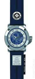 Doctor Who TARDIS Collector Watch (2014) ITEM#1