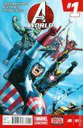 Avengers World (2014) 1A