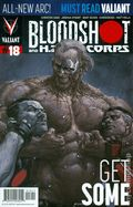 Bloodshot and Hard Corps: Hard Corps (2012 3rd Series) 18A