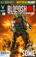 Bloodshot and Hard Corps: Hard Corps (2012 3rd Series) 18B