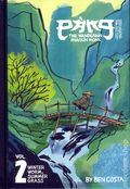 Pang The Wandering Shaolin Monk HC (2010) 2-1ST