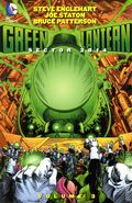 Green Lantern Sector 2814 TPB (2012-2014 DC) 3-1ST