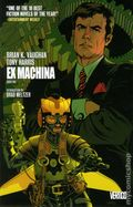 Ex Machina TPB (2014-2015 DC/Vertigo) Deluxe Edition 1-1ST
