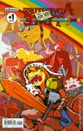 Adventure Time Flip Side (2013) 1B