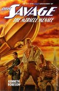 Doc Savage The Miracle Menace SC (2014 Novel) The All-New Wild Adventures 1-1ST