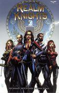 Grimm Fairy Tales Presents Realm Knights TPB (2014 Zenescope) 1-1ST