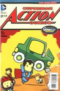 Action Comics (2011 2nd Series) 27B