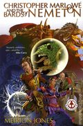 Christopher Marklowe and the Bards of Nemeton GN (2014 Markosia) 1-1ST