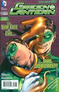 Green Lantern (2011 4th Series) 27COMBO