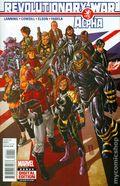 Revolutionary War Alpha (2014 Marvel) 1A