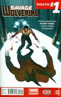 Savage Wolverine (2013) 14.NOWA