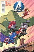 Avengers World (2014) 1D