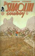 Shaolin Cowboy (2013 Dark Horse) 4