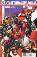 Revolutionary War Alpha (2014 Marvel) 1B