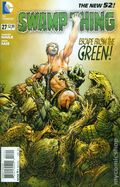 Swamp Thing (2011 5th Series) 27