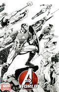 Avengers World (2014) 1C