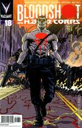 Bloodshot and Hard Corps: Hard Corps (2012 3rd Series) 18C