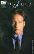 X-Files Season 10 (2013 IDW) 8SUB