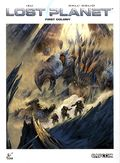 Lost Planet: First Colony HC (2013 Titan Comics) 1-1ST