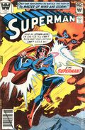 Superman (1939 1st Series) Whitman 348