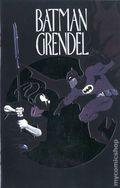 Batman Grendel (1993) Ashcan 1PLATINUM