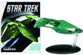 Star Trek The Official Starship Collection (2013 Eaglemoss) Magazine and Figure #005