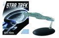 Star Trek The Official Starship Collection (2013 Eaglemoss) Magazine and Figure #006