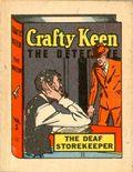 Thrilling Stories Crafty Keene Booklet 3