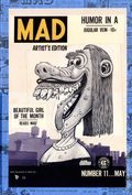 MAD HC (2013 IDW) Artist's Edition 1B-1ST