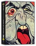 Harvey Horrors Collected Works: Black Cat Mystery HC (2012 PS Artbooks) Limited Signed Edition 2-1ST