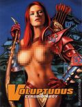 Voluptuous: The Art of Claudio Aboy SC (2010 SQP) 1-1ST