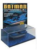 Batman Automobilia: The Definitive Collection of Batman Vehicles (2013- Eaglemoss) Figurine and Magazine #24