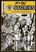 Jack Davis EC Stories HC (2013 IDW) Artist's Edition 1S-1ST