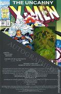 Uncanny X-Men (1963 1st Series) 304LTSIGNED