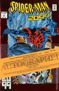 Spider-Man 2099 (1992 1st Series) 1LTSIGNED