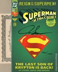Action Comics (1938 DC) 687DFSIGNED