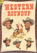 Dell Giant Western Roundup (1952) 3