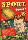 Sport Comics (1940) 4