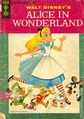 Alice in Wonderland (1965 Movie Comics Gold Key) 1