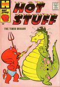 Hot Stuff (1957 Harvey) 4