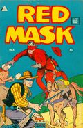 Red Mask (1958 I.W. Reprint) 2
