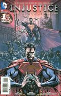 Injustice Gods Among Us Year Two (2013) 1