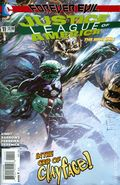 Justice League of America (2013 3rd Series) 11A