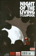 Night of the Living Deadpool (2014) 1A