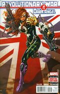 Revolutionary War Dark Angel (2014 Marvel) 1A