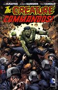 Creature Commandos TPB (2014 DC) A Weird War Tales Collections 1-1ST