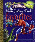 Marvel Little Golden Book Favorites: Spider-Man HC (2014) 3-Books-in-1 1-1ST