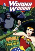 DC Super Heroes Wonder Woman: Rumble in the Rainforest SC (2014) 1-1ST